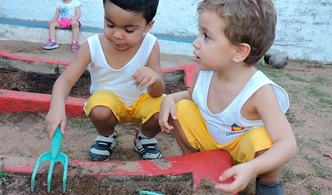 materia-viveiro-e1520268116803 Em Natal, projeto escolar desperta consciência ambiental em crianças