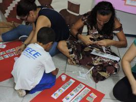 DSCN5190-1 Projeto do 1º Ano Vespertino conta a história da Casa Escola